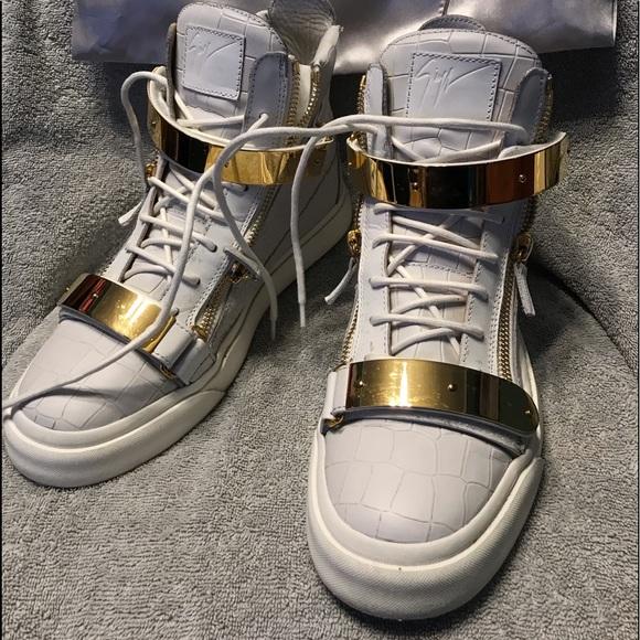 Giuseppe Zanotti Tennis Shoes Made In